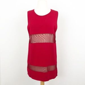 Black Scale Clothing Red Dress size Small
